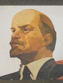 «Нам всего дороже сохранение мира» художник В.Кононов 120х60 тираж 100 000 Москва1985