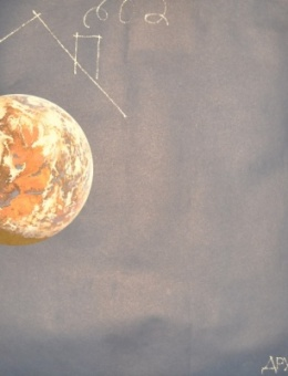 «Другого дома нет» художник Б.Рогачевский 65х97 трж. 62 000 «Плакат»  Москва 1986г